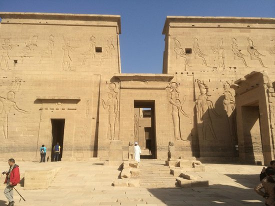 Aladin Tours - Day Tours: Phillae Tempel fast privat!!!