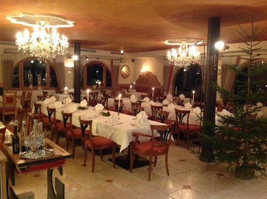 Hotel Edelweiß: Restaurant