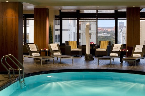 The Peninsula Spa: Pool