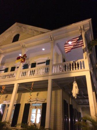 The Palms Hotel- Key West: Frontansicht