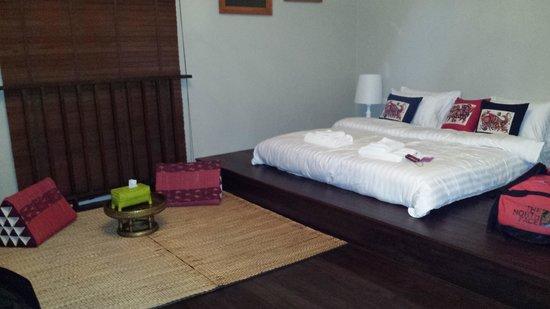 Villa Phra Sumen Bangkok: main room
