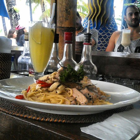 Cafe del Mar : Tuna Pasta
