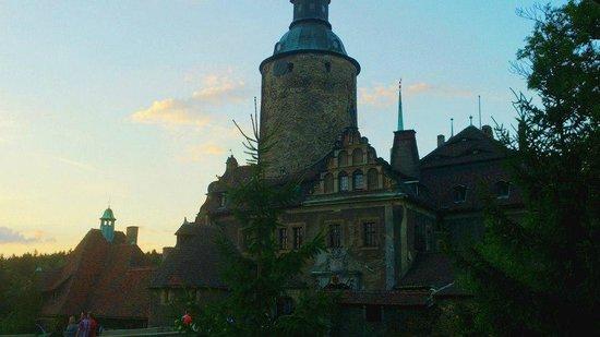 Czocha Castle Hotel: Zamek