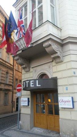 호텔 쇼팽 프라하 사진