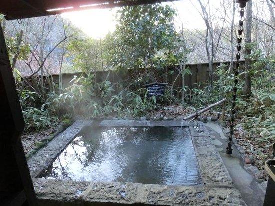 Kiyashiki : 部屋の露天風呂