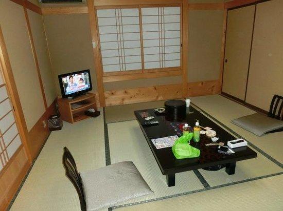Kiyashiki : 部屋