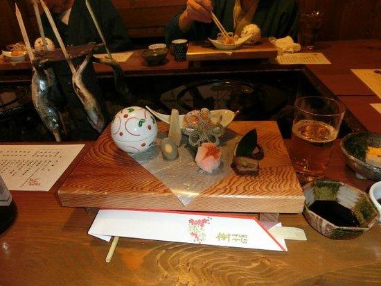 Kiyashiki : 夕食料理