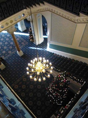 The Palace Hotel: Grand Staircase