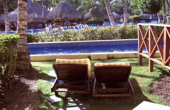 Dreams Punta Cana Resort & Spa: Swim out Room