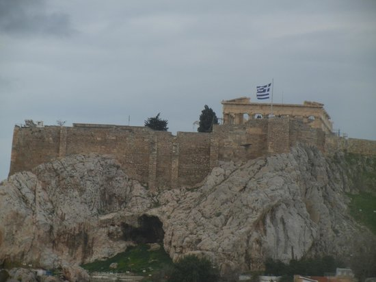 John's Private Taxi Day Tours in Athens : view