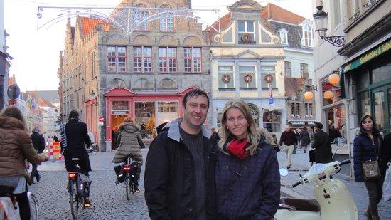 Hotel Boterhuis: Bruges
