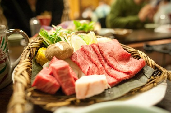 Hodakaso Yamanoiori: dinner