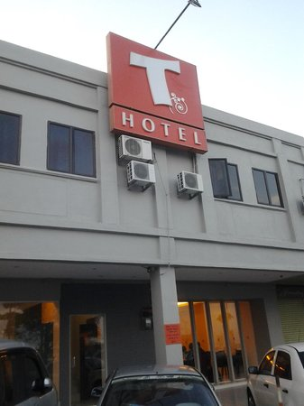 T Hotel Kuala Perlis : Building of the Hotel