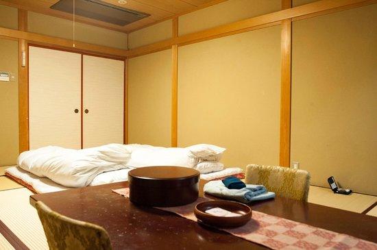 Hodakaso Yamanoiori : room