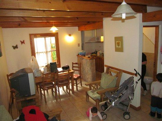 My friends Aparthotel: Interior de las cabañas