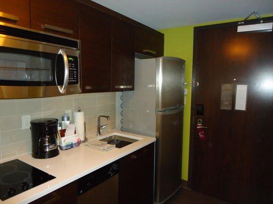 Residence Inn New York Manhattan/Midtown East : room 404