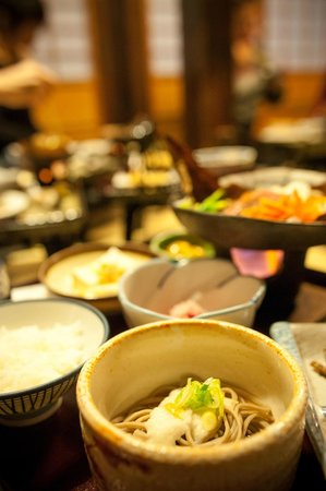 Kanjiya: dinner