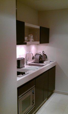 Clipper Elb-Lodge: Kitchen Area 1