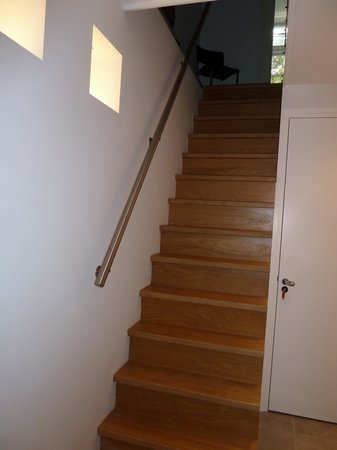 Amsterdam B&B Park9 : Stairs to the rooms