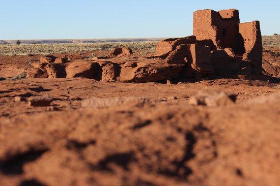 Wupatki National Monument: Wupatki Ruins