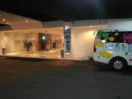 the basement lobby if you with car picture of home 36 kuta rh tripadvisor co za