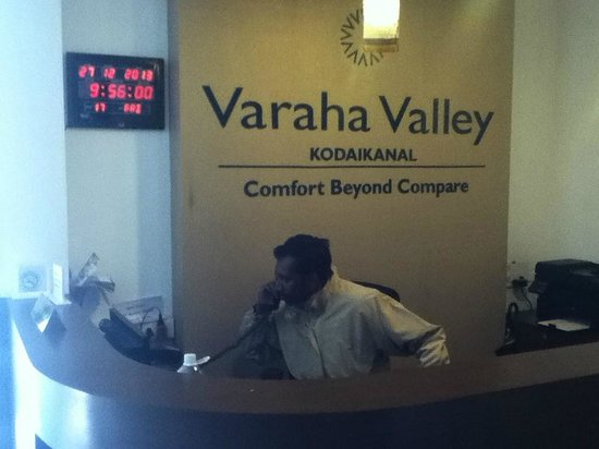 Varaha Valley : reception