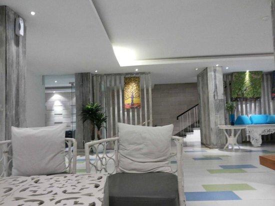 Home@36: Lobby area