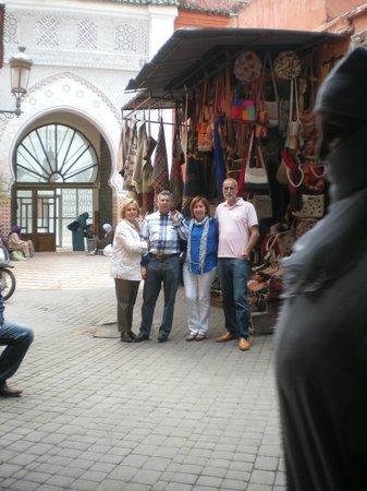 Rafa Rissani Viajes -  Private Day Tours: Medina de Marrakech