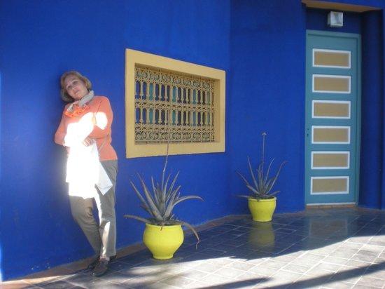 Rafa Rissani Viajes -  Private Day Tours: Jardines de Majorelle.