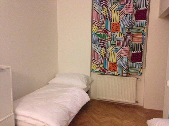 Sleep Easy Hostel Prague : Posto letto