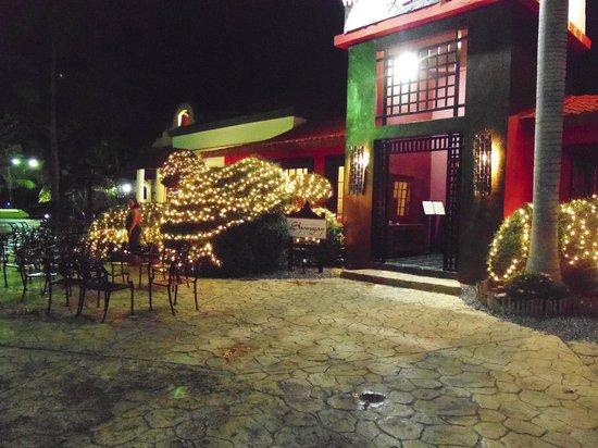 Tropical Princess Beach Resort & Spa: restaurante chines