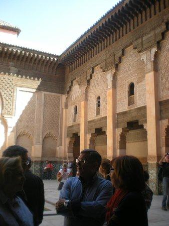Rafa Rissani Viajes -  Private Day Tours: Medersa de Ben Yossef