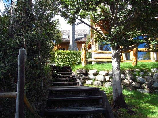 Las Marias del Nahuel : Hotel y alerededores