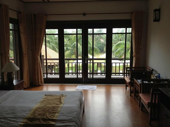 Hoi An Riverside Bamboo Resort: room