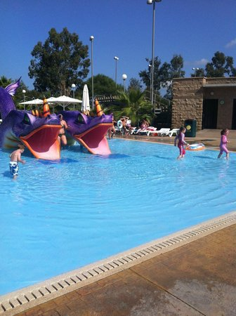 Club MAC Alcudia: Splash pool