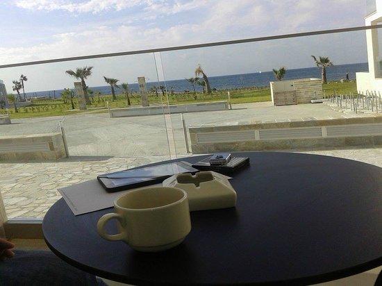 Amphora Hotel & Suites: view