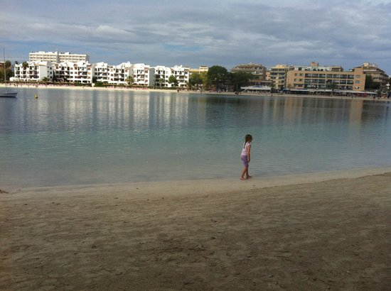Club MAC Alcudia: Alcudia Beach