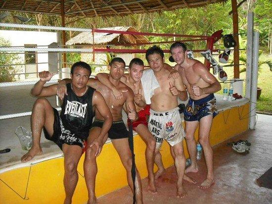 Emerald Gym Muay Thai & Fitness: superbe entrainement