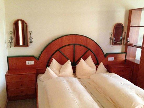 Hotel Sonnengarten: Schlafbereich