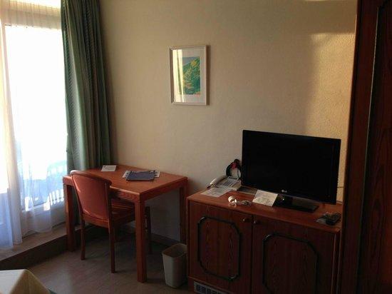 Hotel Sonnengarten: Arbeitsbereich