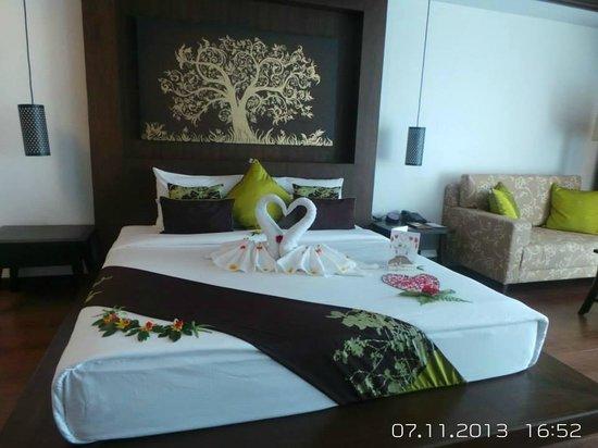 The Elements Krabi Resort: room