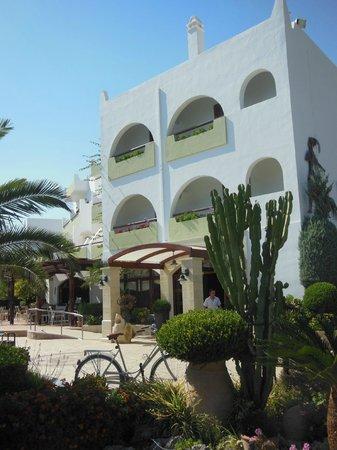أليانثوس جاردن هوتل: Hotel Alianthos Garden