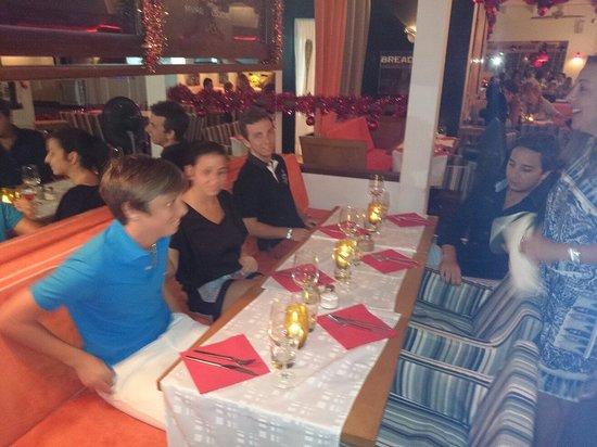 Cote Port: Nuestra mesa