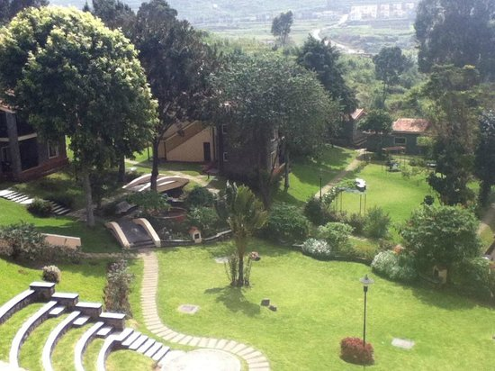 Hill Country Resorts Kodaikanal: Balcony view