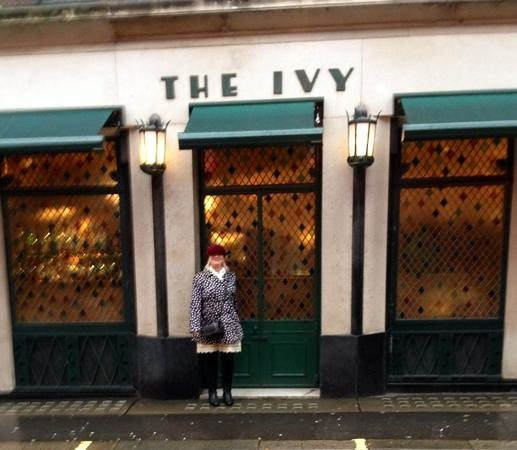 The Ivy : excited!
