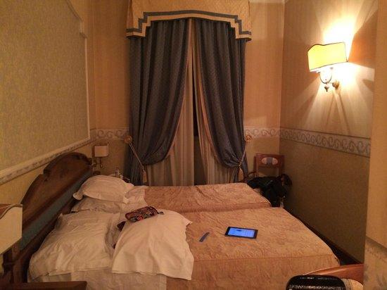 Hotel Giulio Cesare: double room