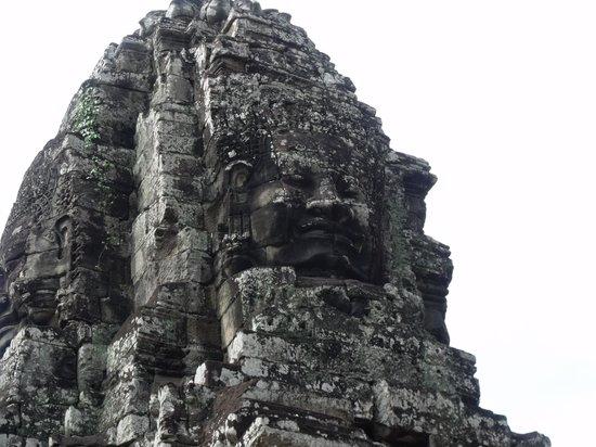 Angkor Vat : Bayon temple