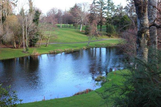 Druids Glen Hotel & Golf Resort: Views Over The Glen Course