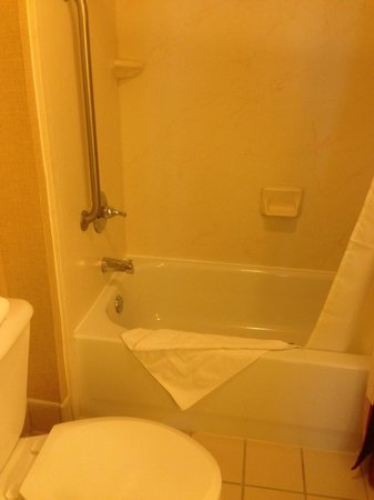 Residence Inn by Marriott Miami Aventura Mall: Baño
