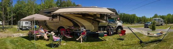 Powder Horn Family Camping Resort: RV Camping